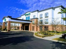 Wingate by Wyndham Indianapolis Airport Plainfield, hotel near Indianapolis International Airport - IND, Plainfield