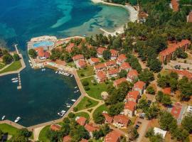 Apartments Sol Amfora for Plava Laguna, golf hotel in Umag