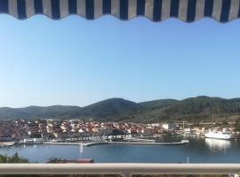 Apartment Ka3, budget hotel in Vela Luka