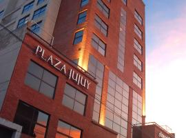 Howard Johnson Plaza Jujuy, hotel en San Salvador de Jujuy