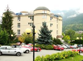 Etoile Du Nord, hotel in Aosta
