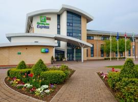 Holiday Inn Express Northampton - South, hotel near Northampton Cathedral, Northampton