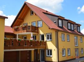 Ferienwohnungen Fewo Landglück, hotel in Herrieden