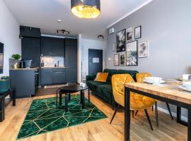 Symphony Baltica Towers Apartamenty, self catering accommodation in Gdańsk