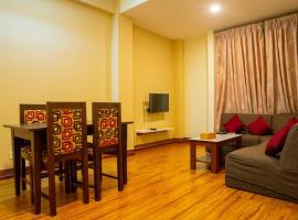 Atlas Serviced Apartments, apartment in Pātan