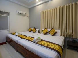 Kachiusa Hotel, hotel in Ho Chi Minh City