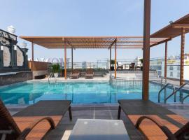 Monalisa Apartment, family hotel in Da Nang