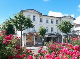 Haus Ferienglück, serviced apartment in Ostseebad Sellin