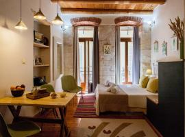 Charming Studio in the Old Town, budget hotel in Chania Town