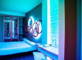 Hotel Centro Los Braseros, отель в городе Бургос
