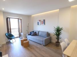 SAN VICENTE Apartments, hotel near Bulevar-Carrefour Commercial Center, Ávila