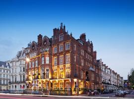 Milestone Hotel Kensington, budget hotel in London