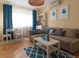Sunny apartment near the city center, hotel din Timișoara