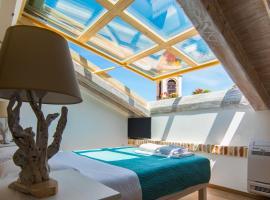 Sky Loft Corfu Old Town Apartments, hôtel près de la plage à Corfou