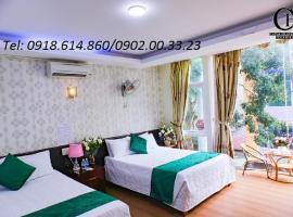 깟바에 위치한 호텔 catba island hotel