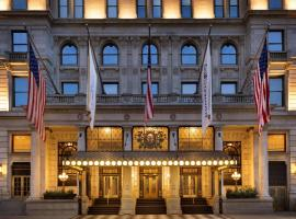 The Plaza, hotel in Fifth Avenue, New York