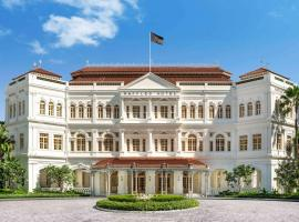 Raffles Singapore, hotel with jacuzzis in Singapore
