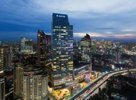Raffles Jakarta, hotel near Plaza Senayan, Jakarta