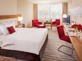 Mövenpick Hotel & Casino Geneva, hotel en Ginebra