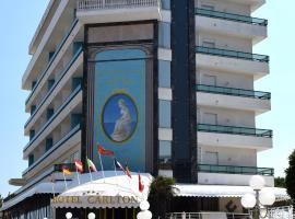 Hotel Carlton, hotel poblíž významného místa Torino Square, Lido di Jesolo