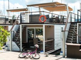 Marina Luxury Houseboat Olive, počitniška hiška v Portorožu