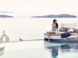 Absolute Mykonos Suites & More, family hotel in Mikonos