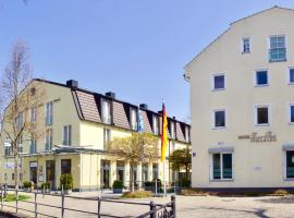 Hotel Zur Post, hotel near Allianz Arena, Ismaning