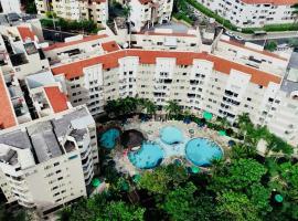 AP532 - Thermas Paradise, hotel near Hot Lake, Rio Quente