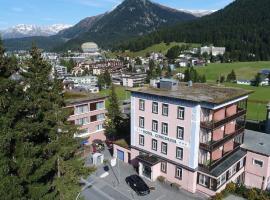 Hotel Concordia, hotel en Davos