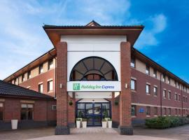 Holiday Inn Express Warwick - Stratford-upon-Avon, hotel in Warwick
