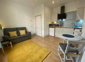 Avenham Apartments, apartment in Preston