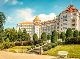 Spa Hotel Imperial, отель в Карловых Варах