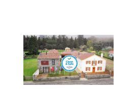 Sete Cidades Quinta Da Queiró, country house in Sete Cidades