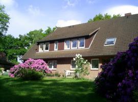 Rhododendronhof, Hotel in Behringen