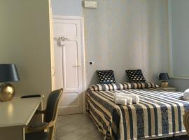 Hotel Sanremo, hotel near Villa Nobel, Sanremo