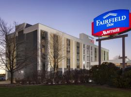 Fairfield Inn by Marriott East Rutherford Meadowlands, hotel near The Ridgewood Country Club, East Rutherford