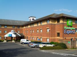 Holiday Inn Express Exeter, hotel near Exeter International Airport - EXT,