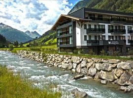 Hotel Modern Mountain, hotel v mestu Ischgl