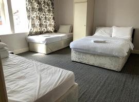 Global Village Paramount Hotel, hotel in Nottingham