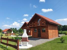 Ośrodek Wypoczynkowy Słoneczny Brzeg, hotel near Rzeszów-Jasionka Airport - RZE,