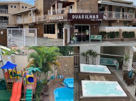 Pousada Duas Ilhas, guest house in Penha