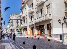 Cassa Lepage Art Hotel Buenos Aires, hotel en Buenos Aires
