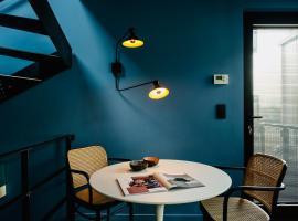 Maison Majorelle, zelfstandige accommodatie in Gent