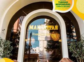 Matiz Manhattan, hotel near MASP Sao Paulo, Sao Paulo
