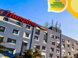 Hampton by Hilton Guarulhos Airport, hotel em Guarulhos