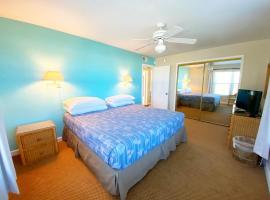 Camelot by the Sea, serviced apartment in St. Pete Beach