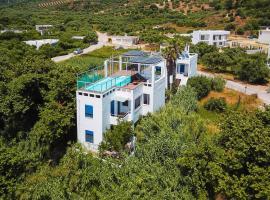 Anna Plakias Apartments, pet-friendly hotel in Plakias