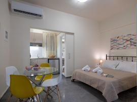 Luxury Apts Heraklion Center, budget hotel in Heraklio Town