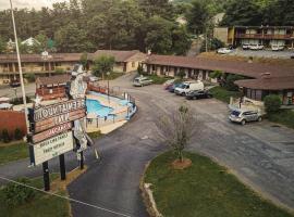 The Mountaineer Inn - Asheville, motel in Asheville