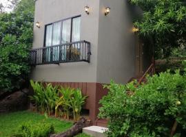 sureeshine heritage, hotel in Chom Thong